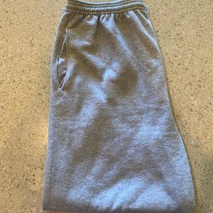 Hanes Classic Grey Men's XL Comfort Sweatpants